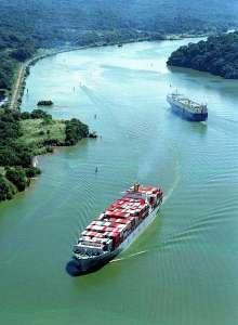 Panama Canal 2