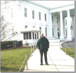 Stuart Malawer at the White House (Jan. 2013)