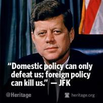 Kennedy and For. Policy