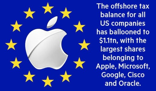 Tax (Apple and EU)