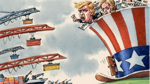 Trade (Trump and Hillary)